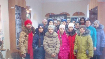Екскурсія в музей м.Дубровиця.