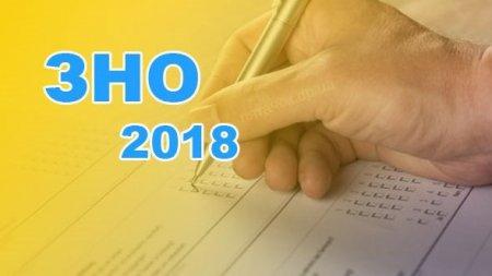 Реєстрація для участі у ЗНО-2018 на відмінно!
