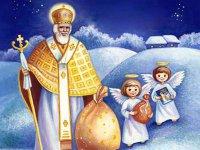Лист Святому Миколаю від діток Колківського ЗДО