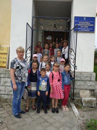 Поїздка в історико-етнографічний музей в м.Дубровиця.