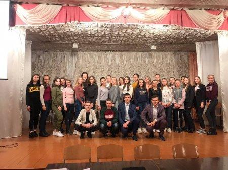 Засідання районної ради старшокласників
