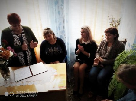 Звітно-виборні збори членів профспілкової групи ЗДО