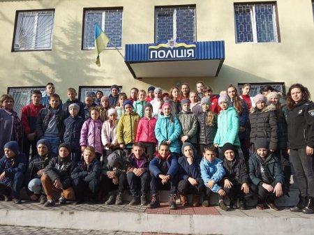 Екскурсія до Дубровицького відділення поліції