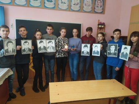 День вшанування учасників ліквідації наслідків аварії на Чорнобильській АЕС.