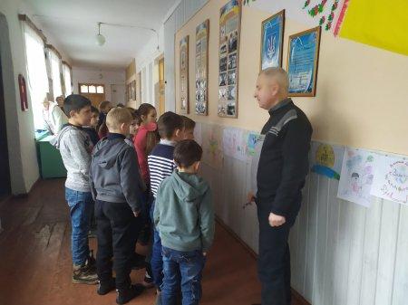 Всеукраїнський тиждень права. Конкурс малюнків